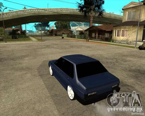 ВАЗ 21099 Light Tuning by Diman для GTA San Andreas вид слева