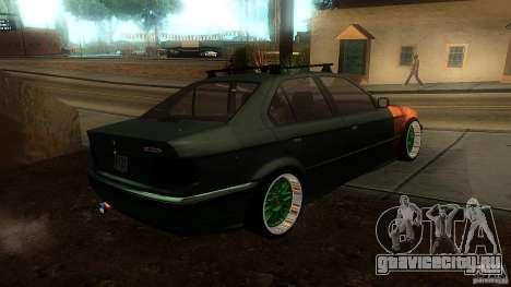 BMW E36 Daily для GTA San Andreas