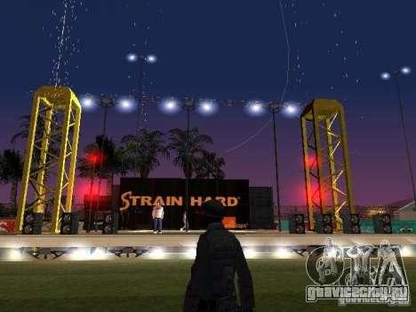 Концерт АК-47 для GTA San Andreas четвёртый скриншот