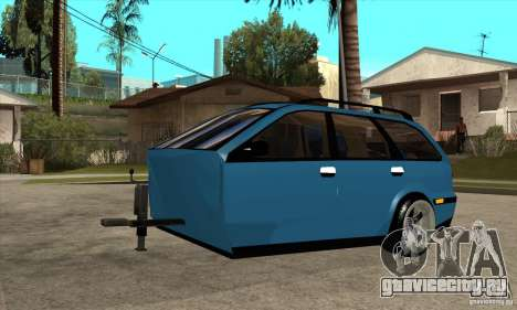 Прицеп к Volvo V40 для GTA San Andreas