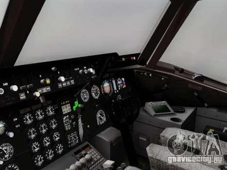 McDonell Douglas KC-10A Extender для GTA San Andreas вид сзади