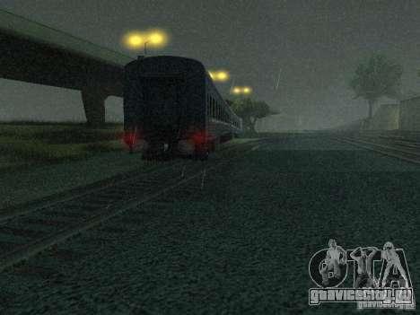 Переключатель ж/д стрелок для GTA San Andreas второй скриншот