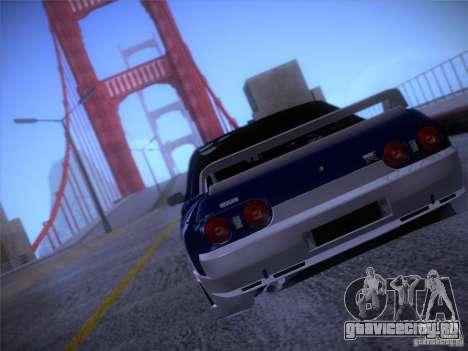 Nissan Skyline R32 Drift Tuning для GTA San Andreas вид справа