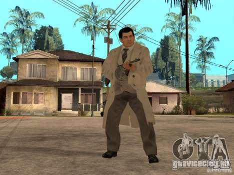Joe Barbaro из Mafia 2 для GTA San Andreas