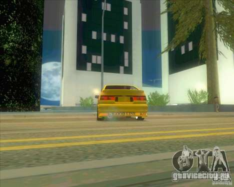 Ae86 tuned by Xavier для GTA San Andreas вид справа