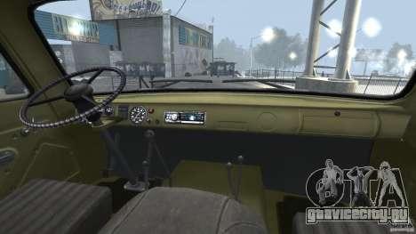 УАЗ 451ДМ для GTA 4 вид сбоку