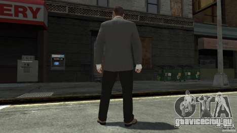Gloves AlpineStar White для GTA 4 третий скриншот