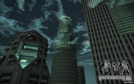 HD Небоскребы для GTA San Andreas шестой скриншот