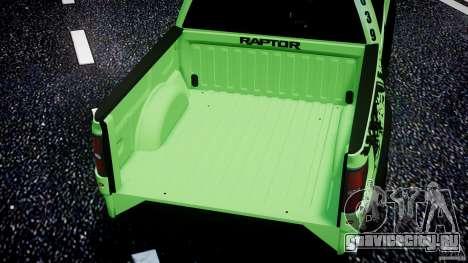 Ford F150 Racing Raptor XT 2011 для GTA 4 колёса