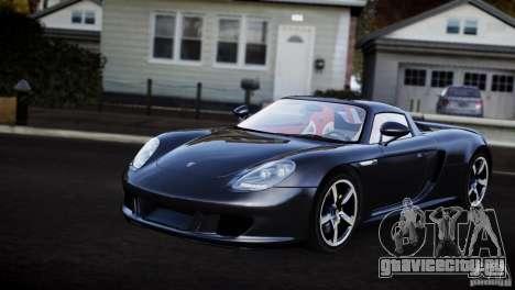 Porsche Carrera GT V1.1 [EPM] для GTA 4 вид сзади слева