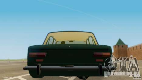 ВАЗ 2101 Low & Classic для GTA San Andreas вид сзади слева