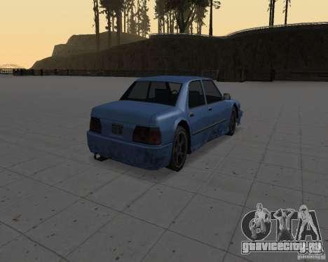 Машины без грязи для GTA San Andreas второй скриншот