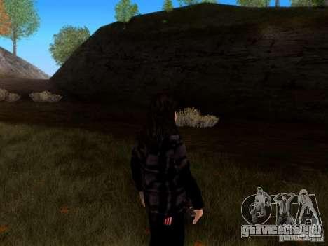 Skrillex для GTA San Andreas второй скриншот