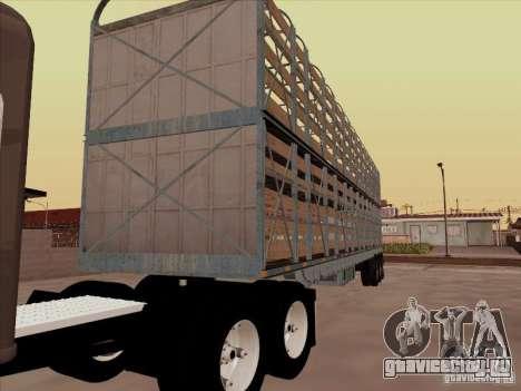Прицеп к Mack RoadTrain для GTA San Andreas