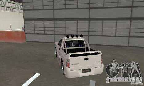 Dodge Ram SRT-10 Tuning для GTA San Andreas вид слева