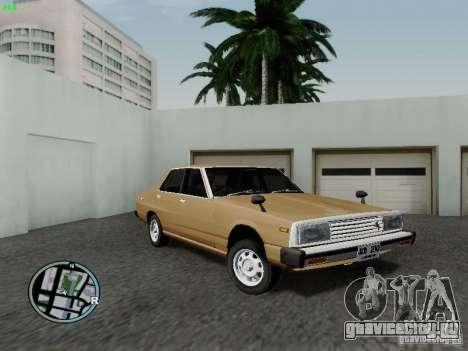 Nissan Skyline 2000GT C210 для GTA San Andreas
