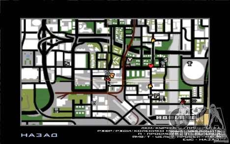 west coast coustoms для GTA San Andreas третий скриншот
