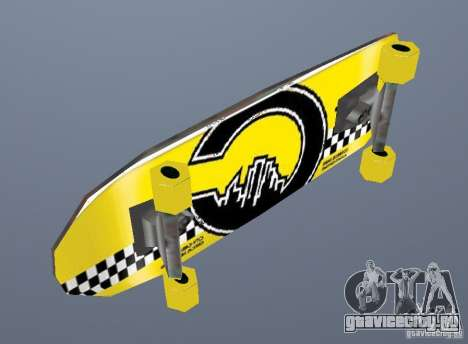 Skateboard Skin 2 для GTA San Andreas