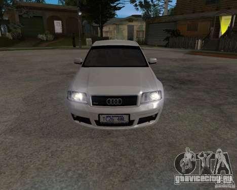 Audi RS6 (A6) для GTA San Andreas