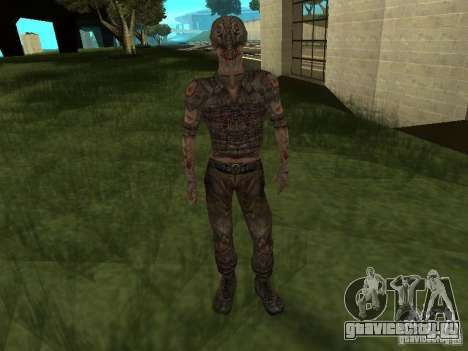 Снорк из С.Т.А.Л.К.Е.Р для GTA San Andreas четвёртый скриншот