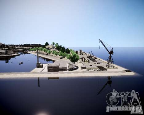 LC Crash Test Center для GTA 4 четвёртый скриншот