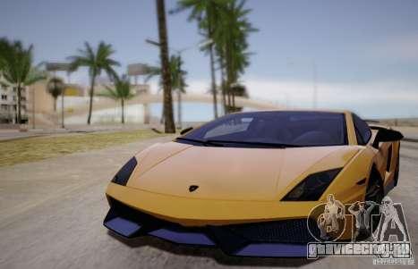CreatorCreatureSpores Graphics Enhancement для GTA San Andreas второй скриншот