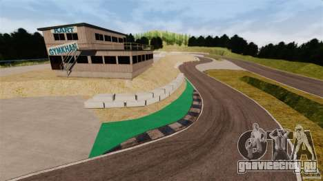 Ebisu Circuit для GTA 4 четвёртый скриншот