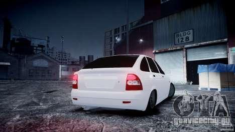 ВАЗ 2172 Lada Priora для GTA 4
