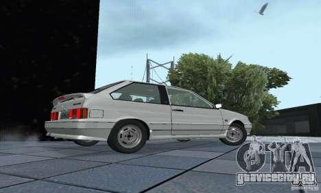 Ваз 2113 Люкс v.1.0 для GTA San Andreas вид слева