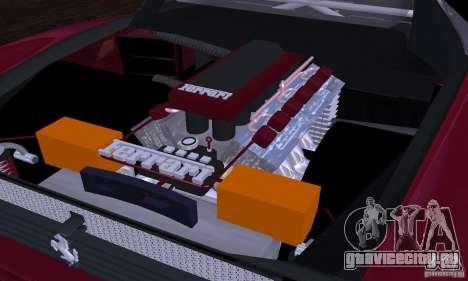 Ferrari 512 TR для GTA San Andreas салон