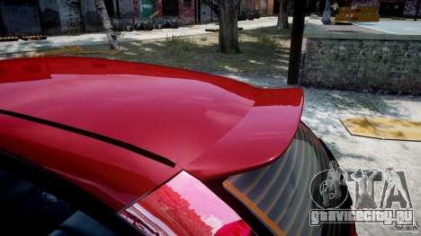 Ford Focus SVT для GTA 4 колёса