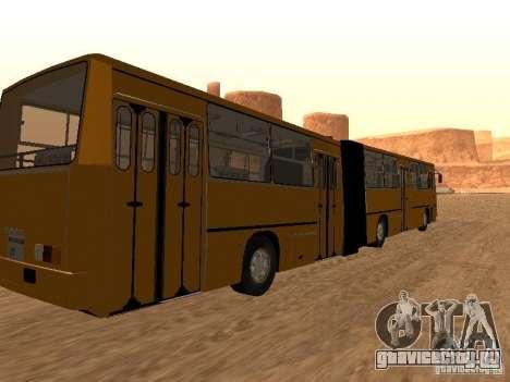 Прицеп к Икарусу 280.33 для GTA San Andreas