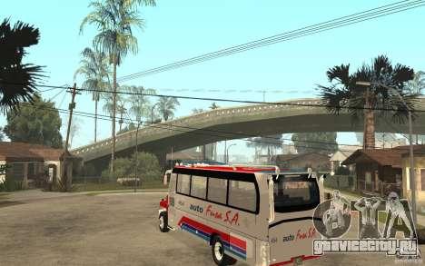 Kodiak B70 - Autofusa Colombia для GTA San Andreas вид сзади слева