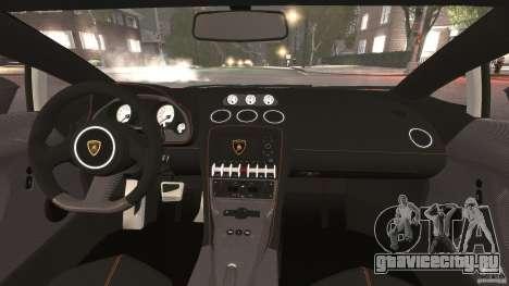 Lamborghini Gallardo LP570-4 Superleggera для GTA 4 вид сзади