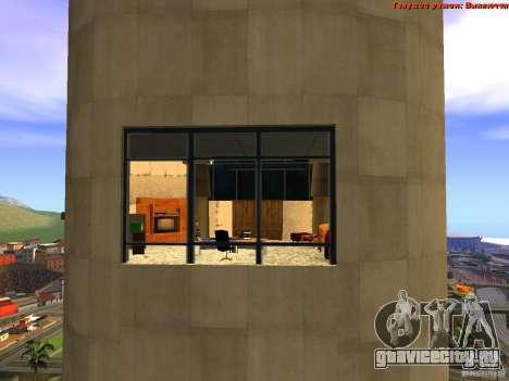20th floor Mod V2 (Real Office) для GTA San Andreas восьмой скриншот