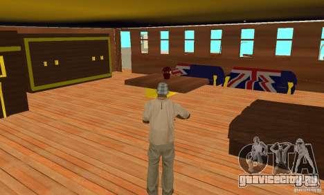 RMS Titanic для GTA San Andreas двигатель