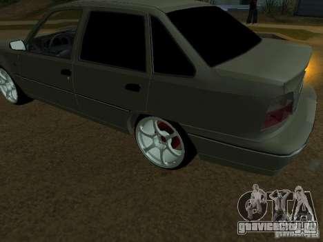Daewoo Nexia для GTA San Andreas вид сбоку