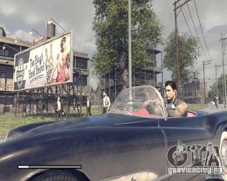 Загрузочные экраны из Мафия 2 для GTA San Andreas восьмой скриншот