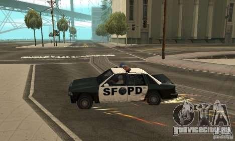 ШИПЫ на дороге для GTA San Andreas третий скриншот