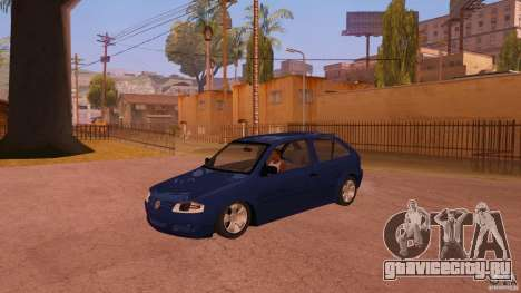 Volkswagen Gol G4 для GTA San Andreas