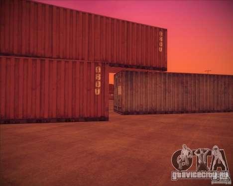Portland для GTA San Andreas третий скриншот