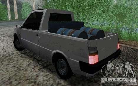 СЕАЗ Ока Пикап для GTA San Andreas вид справа