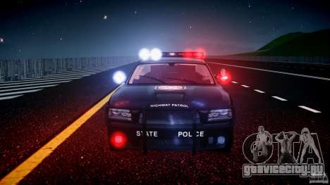 Dodge Charger NYPD Police v1.3 для GTA 4 колёса
