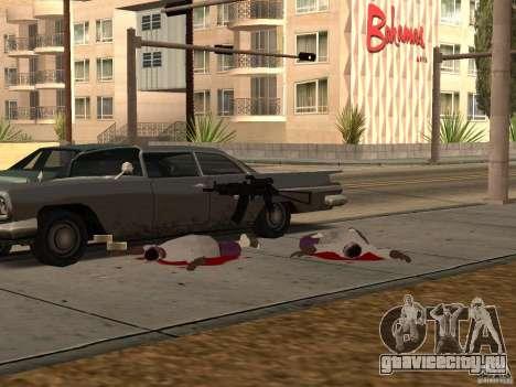 Пак отечественного оружия для GTA San Andreas седьмой скриншот