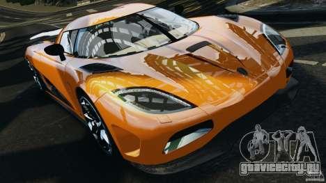 Koenigsegg Agera R v2.0 [EPM] для GTA 4