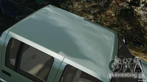 Chevrolet S-10 Colinas Cabine Dupla для GTA 4