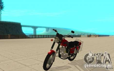 ИЖ Планета 5 для GTA San Andreas