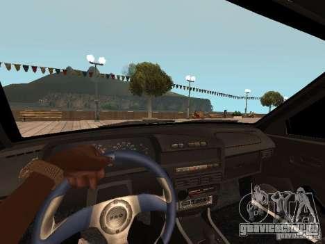 ВАЗ 2114 ЗВЕРЬ для GTA San Andreas вид сзади слева