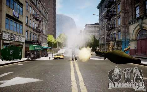RPG-7 из MW3 для GTA 4 четвёртый скриншот