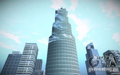 HD Небоскребы для GTA San Andreas